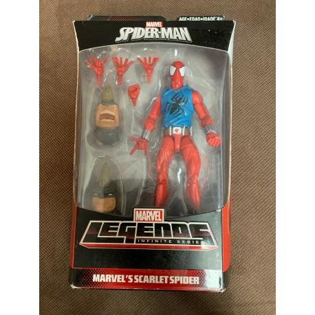 Marvel Hasbro Marvel Legends SERIES Venom Action Figure Spider-Man Infinite