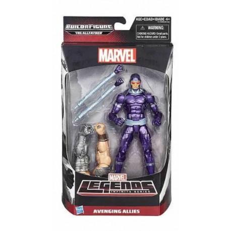 Marvel Hasbro Marvel Legends SERIES Scarlet Witch Avengers infinies)