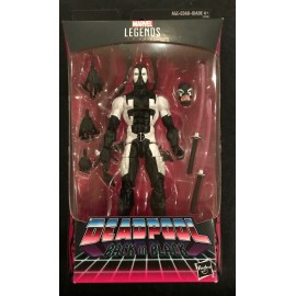 Marvel Hasbro Marvel Legends SERIES Deadpool BACK IN BLACK