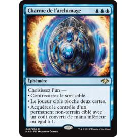 MTG MAGIC Modern Horizons fr Charme de l'archimage Archmage's Charm 040/254