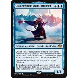 MTG MAGIC Modern Horizons fr Urza, seigneur grand-artificier Lord High Artificer 075/254