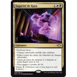 MTG MAGIC Modern Horizons fr Sagacité de Kaya kaya's Guile 205/254