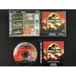 SEGA dune francais mega-cd complet boite + notice