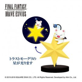 Final Fantasy Brave Exvius Moogle Room Light Japan 16 cm