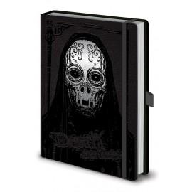 HARRY POTTER - Notebook A5 Premium - Gryffindor Foil