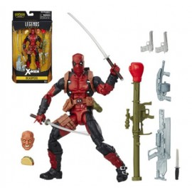 Hasbro X-MEN LEGENDS SERIES DEADPOOL 6-inch Figure