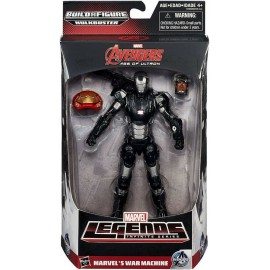 Marvel Legends Avengers Hulkbuster Series Marvel's War Machine Action Figure