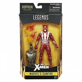 Marvel Legends Action Figure Sunfire Hasbro