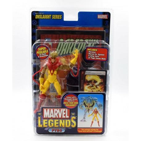 """Marvel Legends Series 14 6"""" Action Figure: Le Baron Zemo"""