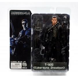 T-1000 Motorcycle Cop Terminator T-2 Judgement Day Action Figure