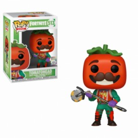 Funko POP! Fortnite S3 - TomatoHead Vinyl Figure 10cm