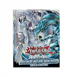 NEUF 1ere EDITION francais yu gi oh deck structure la saga du dragon blanc aux yeux bleus