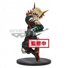 banpresto My Hero Academia the Amazing Heroes Vol 1 Izuku Midoriya 14cm boite abimes