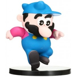 Nintendo mini figurine Medicom UDF serie 2 Yoshi Mario Bros 6 cm