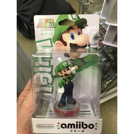 AMIIBO Nintendo figurine figure OFFICIEL mario edition or super mario