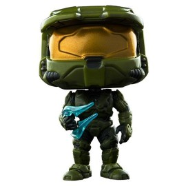 Halo POP! Games Vinyl figurine Master Chief w/ Energy Sword Exclusive 9 cm
