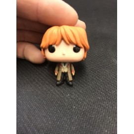 funko mini pop harry potter advent calendar Ron Weasley tenu soirée 4CM