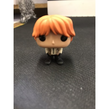 funko mini pop harry potter advent calendar Ron Weasley tenu soirée 4CM