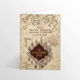 Carte de voeux lenticulaire The Daily Prophet - Boy Who Lived