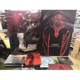 ubisoft Assassin s CREED black flag black chest edition boite + goodies