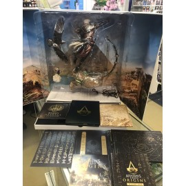ubisoft Assassin s CREED assassin creed odyssey collector spartan boite + goodies
