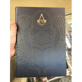 ASSASSIN S CREED LE GUIDE OFFICIEL COMPLET origins collector francais