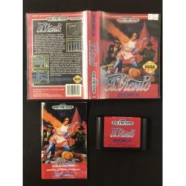 el. viento Sega Mega Drive version Genesis BOITE + NOTICE