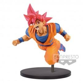 DRAGON BALL SUPER - Figurine Son Goku Fes Vol 9 - Super Saian GOD