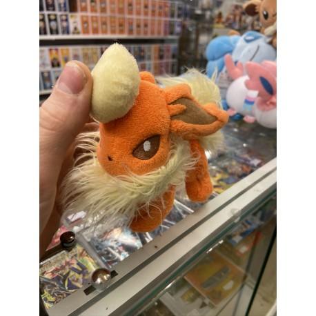 pokemon BANPRESTO peluche push I love eevee AQUALI officiel environ 15 cm