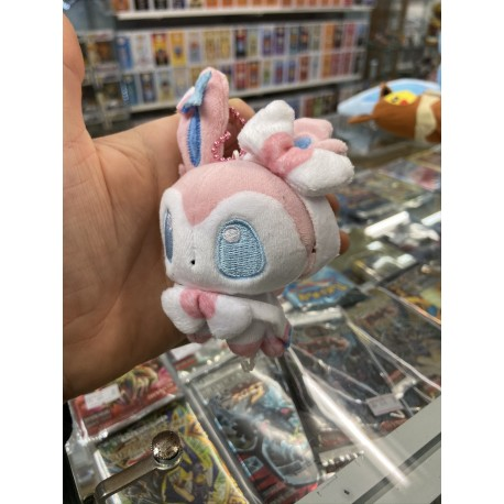 pokemon POKEMON CENTER peluche push PYROLI officiel environ 15 cm