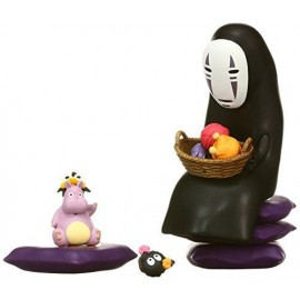 Studio Ghibli Spirited Away Kaonashi Figure Building Toy Ensky du Japon