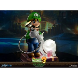 first 4 figure Luigi's mansion 3 collector - luigi figure standard edition