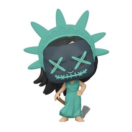 American Nightmare POP! Movies Vinyl figurine Lady Liberty (Election Year) 9 cm