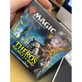 MTG magic the gathering pack d'avant premiere preview theros par-delà la mort