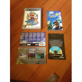 nintendo game cube / SUPER MARIO SUNSHINE / boite / notice / PAL/ FRANCAIS