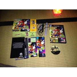 nintendo game cube / SUPER MARIO SUNSHINE / boite / notice / PAL/ FRANCAIS
