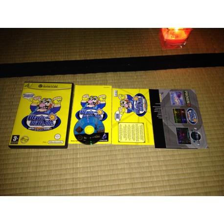 nintendo game cube / mario golf toadstool tour / boite / notice / PAL/ FRANCAIS