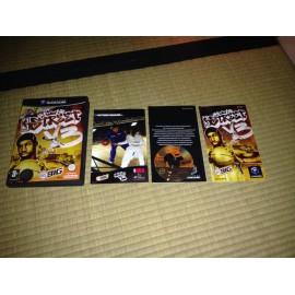 nintendo game cube / nba street all stars featuring / boite / notice / PAL/ FRANCAIS