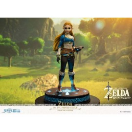 NINTENDO - Figurine Link The Legend of Zelda Breath of The Wild 25cm first 4 figure