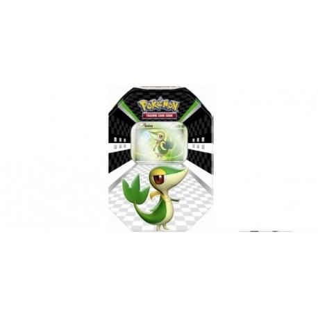 pokemon POKEBOX 2011 POUSTILLON platine / noir et blanc / possible diamant et perle