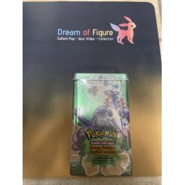 pokemon gift pack POKEBOX EX Deck Box Tin, Sandstorm booster