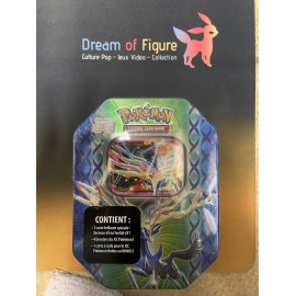 pokemon POKEBOX francais BOX 2014 XERNEAS EX 4 BOOSTERS NEUF