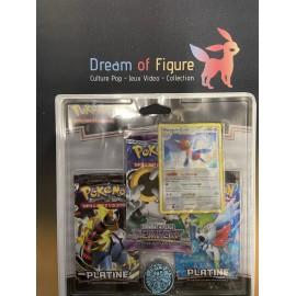 pokemon quadri pack boosters francais noir et blanc giratina