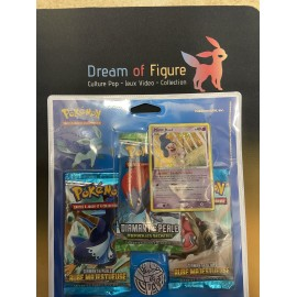 pokemon tri pack boosters francais diamant et perle mime Jr