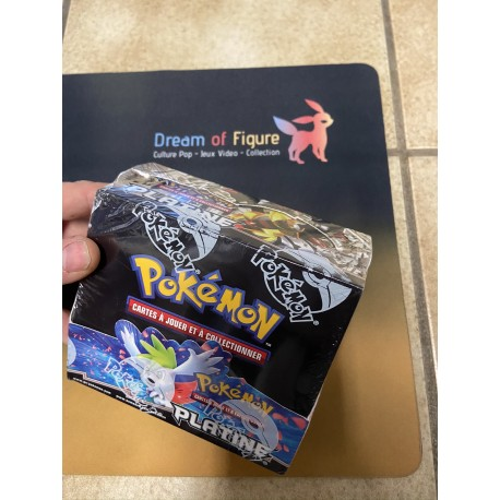 pokemon tri pack boosters francais diamant et perle mime Jr.