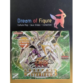 1ER edition NEUF FRANCAIS YU GI OH boosters X24 arsenal mysterieux 3