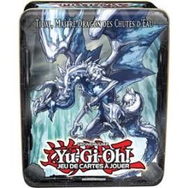 YU-GI-OH Tin Box Mega-tin 2013 Maître Dragon des tempêtes francais