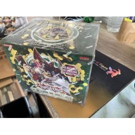 1ere ED francais yu gi oh display box deck de structure le sanctuaire perdu