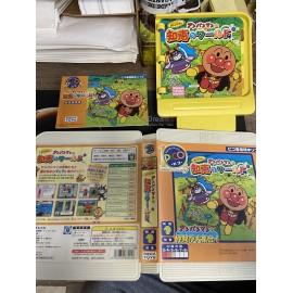 Sega Pico Soreike! Anpanman Anpanman no Chie no World Kids Computer Game