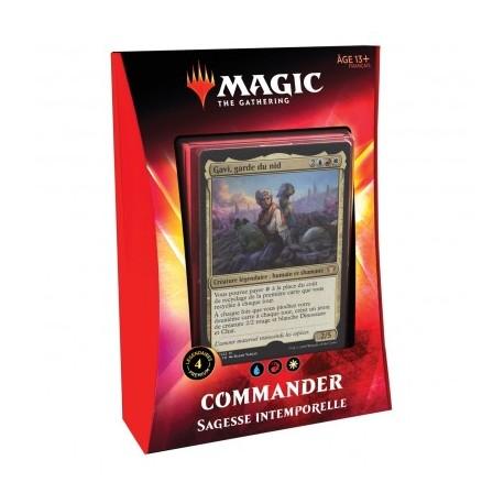 FRANCAIS MTG magic the gathering Decks - Commander 2020 - Maelstrom Esotérique